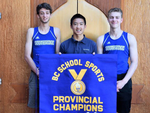 Southridge Wins Boys BC High School AA Provincial Championships!