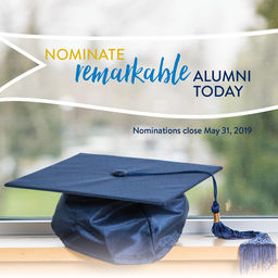 Nominate Remarkable Alumni Today!