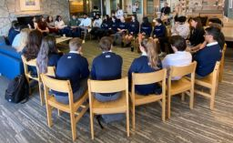 Fireside Chats - Welcoming 2019 Graduates Back to Campus