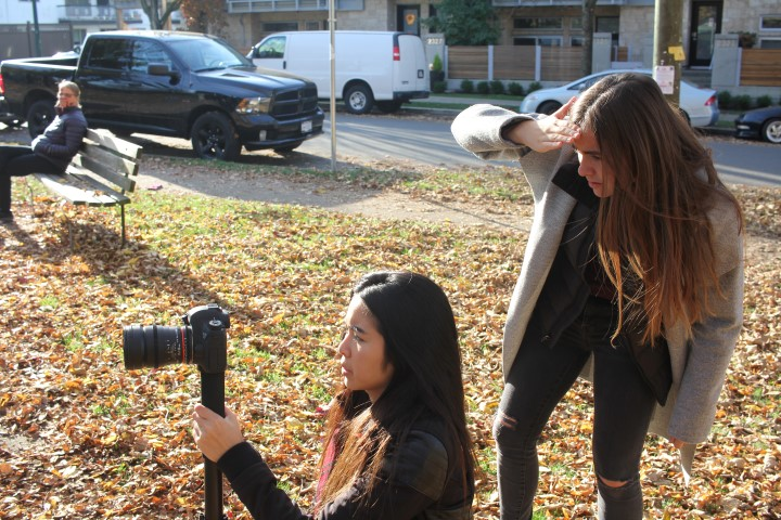 15 Southridge Student Films Nominated at the B.C. Student Film Festival!
