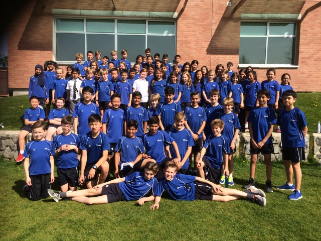 Southridge Takes 3rd Place at ISEA Track & Field Championships