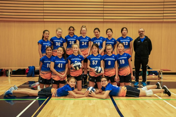 Grade 7 Girls Volleyball Team Take Bronze at ISEA Championships