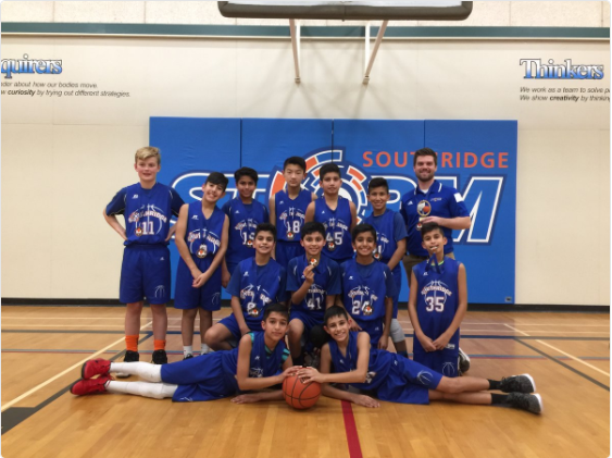 Southridge U13 CAIS Boys Win Bronze in Storm Invitational Tournament